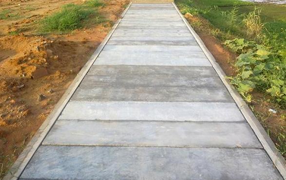 混凝土蓋板